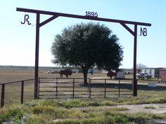 Photo Collection Farm And Ranch Entrances