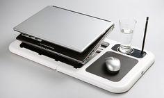 Schreibtisch für Laptop + Kühlung usb Laptop Tray, Gadgets, Bed Tray, Usb, Ebay, Phone, Dorm, College, Laptop Desk