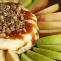 Caramel Cheesecake Dip Recipe | Just A Pinch Recipes