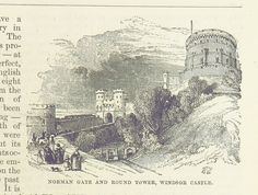 Image taken from page 73 of 'Up the River from Westminster to Windsor. A panorama in pen and ink. Illustrated, etc'