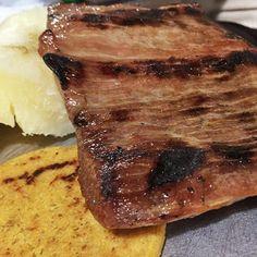 Carne Oreada @ Restaurante Mercagan