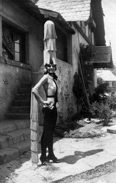 Costume designer Adrian Madam Satan (1930)