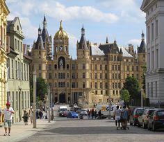 Schwerin, Germany.