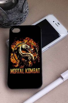 Mortal Kombat | Games | iPhone 4 4S 5 5S 5C 6 6+ Case | Samsung Galaxy S3 S4 S5 Cover | HTC Cases - jackandgeorges