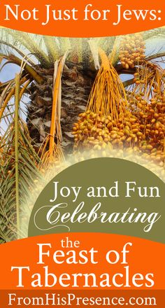 The Feast of Tabernacles (Sukkot) is not just for Jews! Here's how Christians get to celebrate this party too. Series about the Jewish feasts taught by a former missionary to Israel.