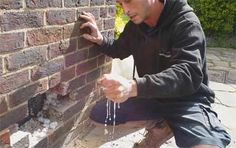 Removing urea formaldehyde cavity wall insulation household excellent article about cavity wall insulation solutioingenieria Images