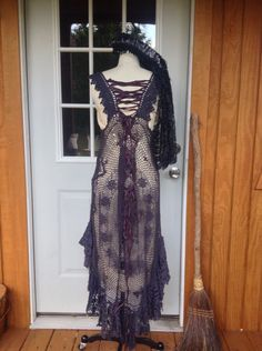 Victorian Witch dress by Luv Lucy