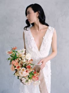 Christine Doneé 14 Peony Bouquet Wedding, Summer Wedding Bouquets, Bridal Bouquets, Bright Wedding Flowers, Floral Wedding, Bridal Looks, Bridal Style, Wedding Planning On A Budget, Spring Wedding Inspiration