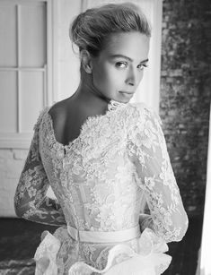 Out of This World Gorgeous Steven Khalil Wedding Dresses 2013 Collection