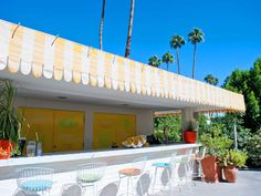 Tour some of the Southwest's chicest hotels. From ultra-hip Palm Springs to historic Tucson, Phoenix, Albuquerque and Santa Fe, find tips for bringing resort style to your own home.