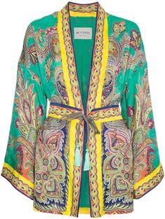 Etro kimono à motif cachemire Motif Cachemire, Mode Femme, Doigts, Vestes  Pour Femmes 22f04ad7f215
