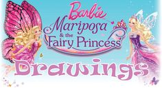 In this video we will paint our lovely Barbie Mariposa and the Fairy Princess drawings with magic colors. Princess Drawings, Fairy Princesses, Business For Kids, Barbie, Painting, Painting Art, Princess Sketches, Paintings, Barbie Dolls