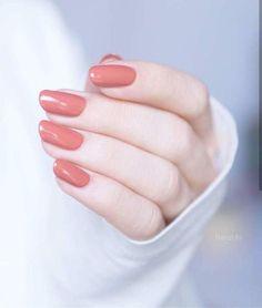 Image in nails 💅🌼 collection by Zahraa A. Elegant Nails, Classy Nails, Stylish Nails, Trendy Nails, Cute Nails, Kawaii Nails, Dry Nails, Minimalist Nails, Best Acrylic Nails