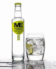 """Me"" Tonic, another craft Tonic out of Spain."