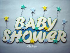 Letras En Foami Baby Shawer, Butterfly Party, Foam Crafts, Banners, Showers, Frozen, Business, Hair, Baby Shower Crafts