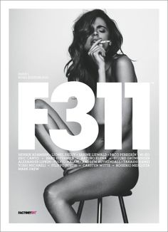 F311 Cover by Klor Klor is a small boutique design studio specialising in the film industry. The team has over 15 years experience of creati...