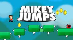 Mikey Jumps for iOS by BeaverTap Games, LLC is the latest popular game in the Mikey Shorts franchise. It's a perfect combination of everything that made the global users enjoy. If you love platformer games that provide a mix of speed runs and twitchy reflexes, then global users must check out Mikey Jumps.