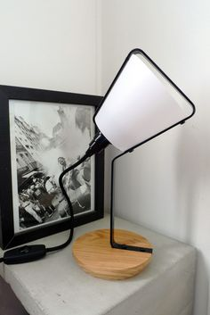 LIGHT - CONE on Furniture Served