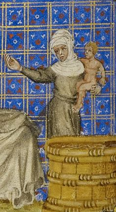 Ask the Past: How to Wash Your Baby, c. 1320