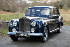 1955 Rolls-Royce Silver Dawn James Young Saloon