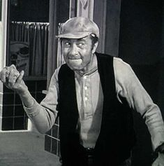 Ernest T. Bass - infamous for throwing rocks through windows and creating havoc in the relatively quiet Town of Mayberry. The Andy Griffith Show