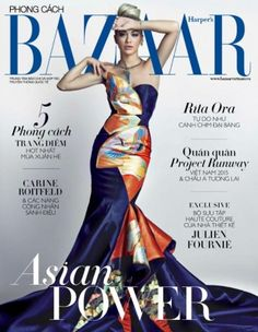 Harper's Bazaar VN BZ 03-16 digital magazine - Read the digital edition by Magzter on your iPad, iPhone, Android, Tablet Devices, Windows 8, PC, Mac and the Web.