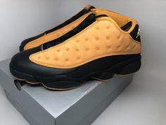 d7b9b6a106bcb1 Nike Air Jordan 13 Retro Low Black   Chutney 310810 022 mens size 11.5