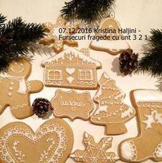 Fursecuri fragede cu unt 3 2 1 | Savori Urbane Biscuits, Biscuit Recipe, Easter Crafts, Cookie Recipes, Activities, Cookies, Christmas Ornaments, Holiday Decor, Desserts