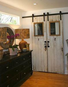 closet doors ideas