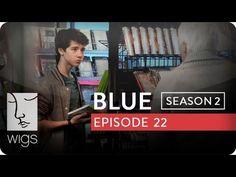 Blue: Season 2, Ep. 22 -- Role Play: Olsen meets Josh. #watchwigs www.youtube.com/wigs