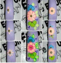 Nail Designs, Nail Art, Fancy, Pretty Nails, Stiletto Nails, Nail Art Tutorials, Pink Nail, Toe Nail Art, Nail Desings