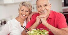 ¿Tienes 50 años o más? ¿Sabes si tu dieta se ajusta a tus necesidades?