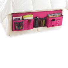 Gearbox Deluxe Bedside Caddy $14.99 ea  sc 1 st  Pinterest & Gearbox Bedside Caddy- Em would love to have this for her journals ...