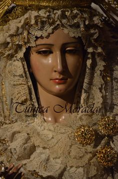 Ntra. Sra. de Gracia y Esperanza, (Santo Cristo Salud, Málaga)