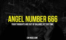 Angel number 666 and its spiritual meaning #angelnumbers