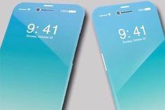 Das neue iPhone 8 könnte komplett aus Glas sein und kabellos laden