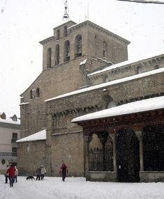 Catedral de Jaca Huesca España.
