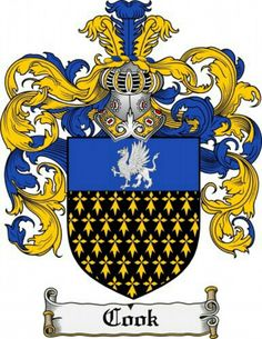 copyright www.4crests.com  Scottish Cook Coat of Arms / Family Crest www.4crests.com #coatofarms #familycrest #familycrests #coatsofarms #heraldry #coat #of #arms #family #genealogy #family reunion #names #reunion #history #medieval #code of arms #family shield #shield #crest #clan #badge  #coats of arms #geneology #tattoo #ancestry #coat of arms