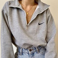 Retro Outfits, Mode Outfits, Cute Casual Outfits, Fall Outfits, Cute Vintage Outfits, Summer Outfits, Sporty Outfits, Grunge Outfits, Cute Nike Outfits