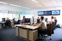 KLM Social Media Hub