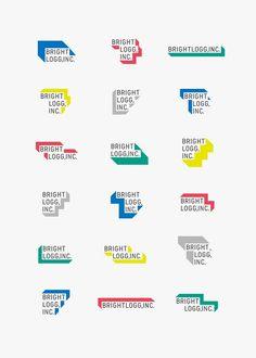 Bright and Colourful Brand Inspiration For Elizebeth Ellery // Branding, Photography and Website Design Self Branding, Logo Branding, Blog Logo, Web Design, Layout Design, Logo Abstrait, Typography Logo, Lettering, Art Logo