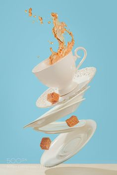 Coffee for stage magician by Arken IFTTT 500px sugar cubes