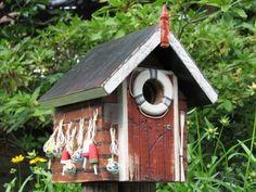 Cómo construir una casa nido de pájaros | La Bioguía