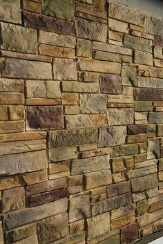 Faux-stone siding available from http://KellyWindowAndDoor.com/siding/faux-brick-stone/