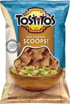 My kids & I love these chips. Great for 7 layer dips.