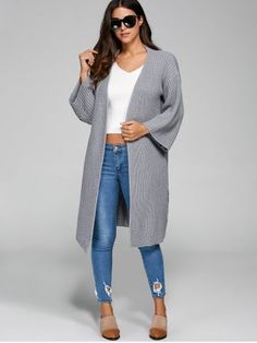 GET $50 NOW   Join RoseGal: Get YOUR $50 NOW!http://www.rosegal.com/sweaters/longline-open-cardigan-781509.html?seid=7393221rg781509