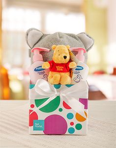 Baby Gifts: Winnie the Pooh Gift Box!