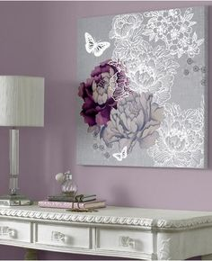 ~ like the wall color and painting