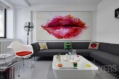 Kiss Kiss Kiss - inspiration prints-and-posters, interiors gallery• PIXERSIZE.com