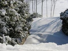 Afer blizzard in MI